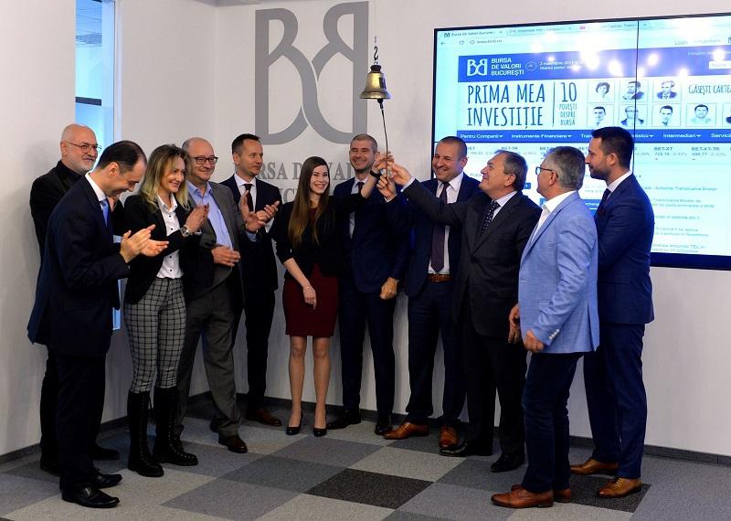 Transilvania Broker îşi majorează profitul cu 21% în primele nouă luni din 2018, la 2,9 mil. lei. Afaceri de 45 mil. lei