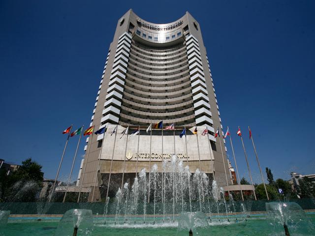 Hotelul Intercontinental publică abia acum rezultatele la S1/2018: venituri de 28,8 milioane lei şi un profit de 4,8 milioane lei