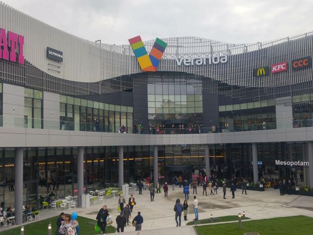 Dezvoltatorul imobiliar Professional Imo Partners, care deţine mallul Veranda Obor, revine pe profit în 2018, cu afaceri de 1,1 mil. lei