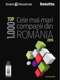 Top 1.000 Cele mai mari companii din România 2019