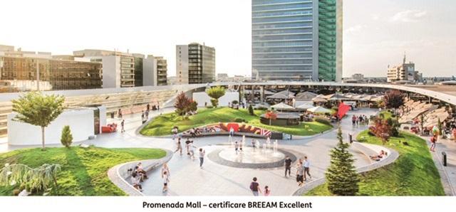 Sud-africanii de la NEPI Rockcastle, care au mai multe centre comerciale în România, au vândut obligaţiuni verzi de 500 mil. euro pe 7 ani la o dobândă de 3,375%