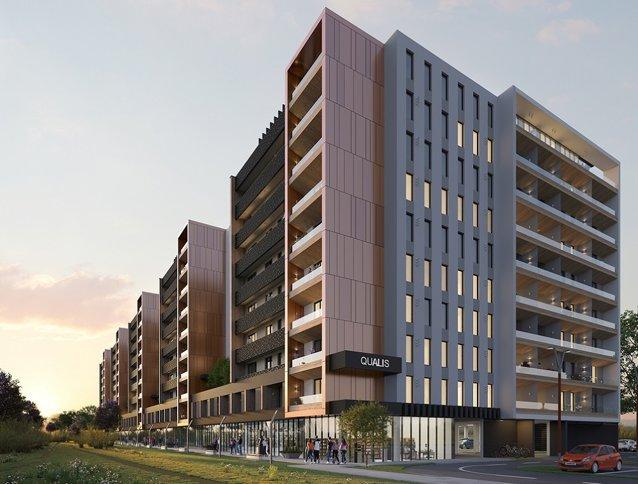 Dezvoltatorul imobiliar Qualis vine la bursă prin BRK. Vineri au fost procesate obligaţiunile de 10,2 mil. lei