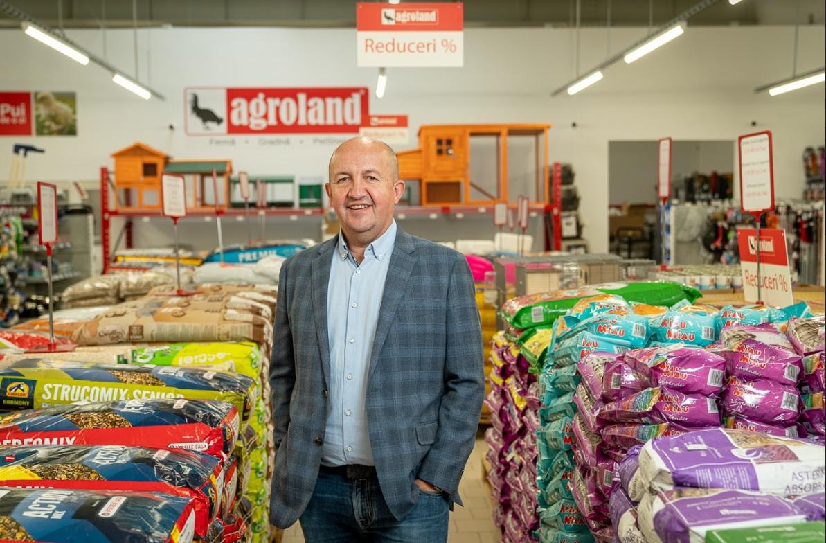 Reţeaua de magazine agricole Agroland deschide două unităţi de tip MEGA în Craiova şi Sfântu Gheorghe: investiţii de 400.000 euro
