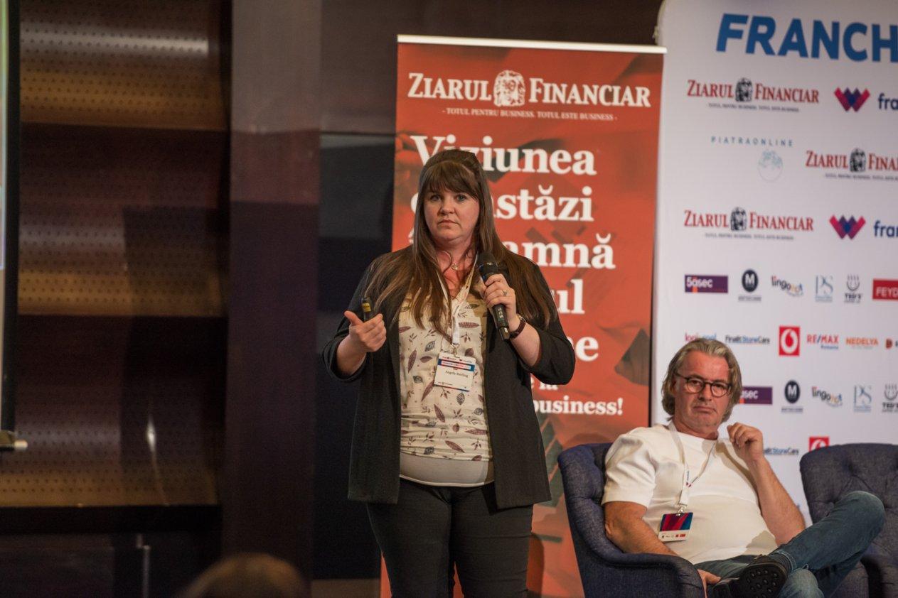 Angela Sterling, fondator & CEO Lingotot: Educaţia este un domeniu foarte ofertant pe zona de francize şi cred că România este pregătită pentru centrele noastre