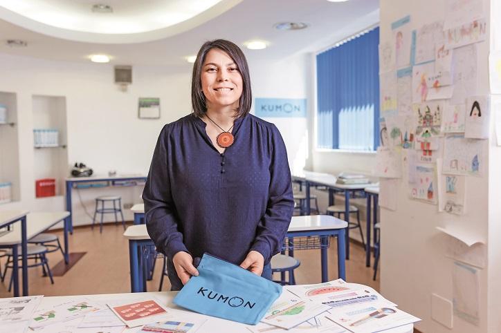 Afaceri de la Zero. Cristina Căpătan deţine un centru de cursuri în Bucureşti unde îi învaţă pe copii matematica şi engleza cu o metodă alternativă şi aşteaptă venituri de peste 300.000 lei