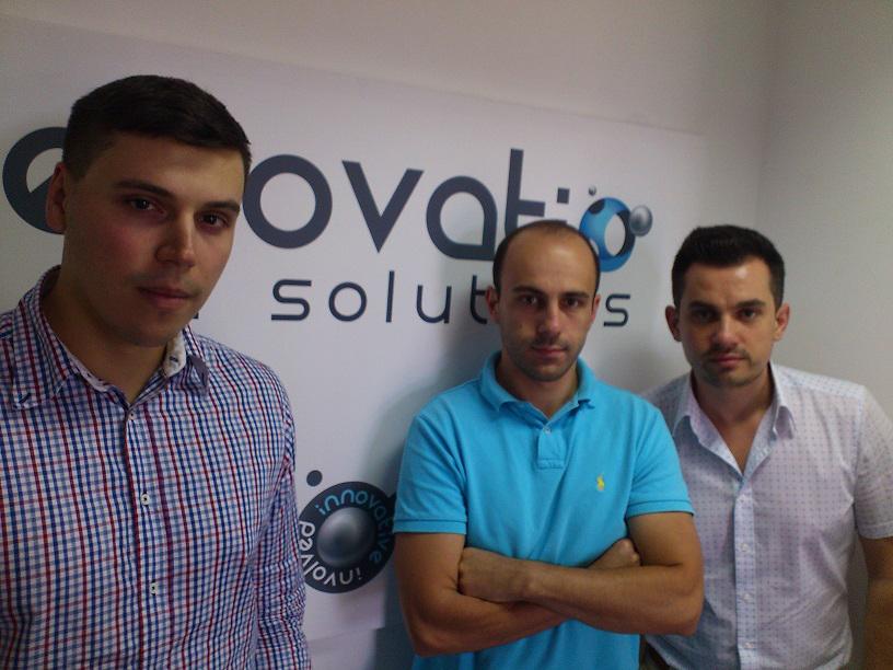 Românii de la Renovatio, admişi într-un accelerator de start-upuri din SUA cu o aplicaţie pentru fitness