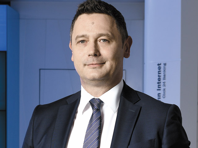 Sergiu Manea, CEO al BCR: Dobânzile vor gravita aproape de dobânda de politică monetară şi nu vom vedea o creştere agresivă pe viitor a ROBOR