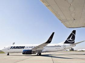 Tarom şi-a crescut traficul la 2,2 milioane de pasageri la nouă luni, plus 21%