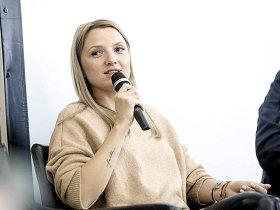 """Alexandra Lazea, fondatoarea Neaţa Omelette Bistro: """"Ne-am dezvoltat pe baza Facebookului şi a reţelelor de socializare"""""""