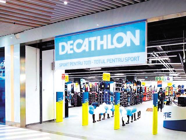 Creşterea din online schimbă strategia Decathlon, care vrea şi magazine mai mici