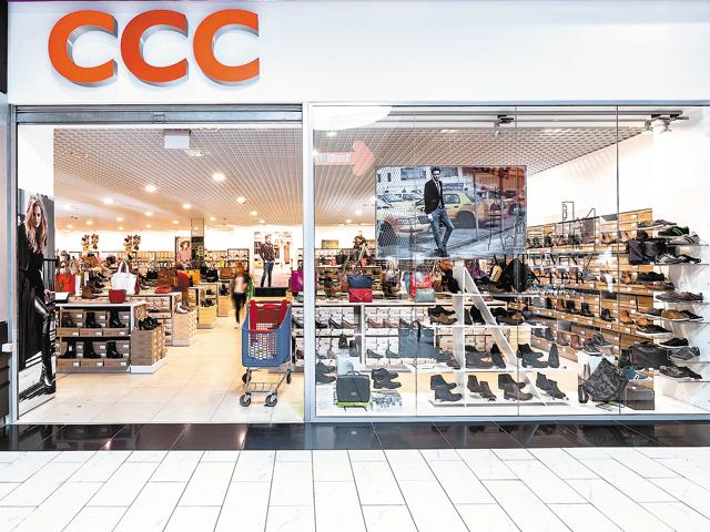 Retailerul polonez de încălţăminte CCC a făcut  208 mil. lei cu 62 de magazine. Compania a avut în 2018 o marjă de profit de aproape 20%, una dintre cele mai mari din industrie