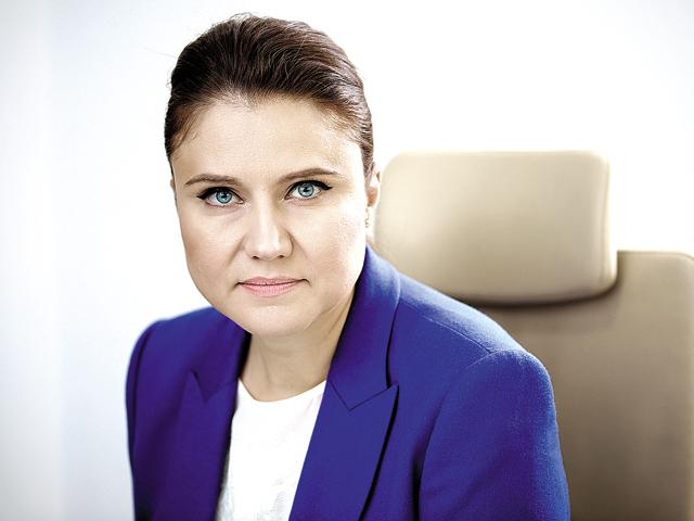 Camelia Ene, CEO MOL România: Căutăm parteneri pentru franciză. În 2019 am deschis opt benzinării, din care şase în franciză