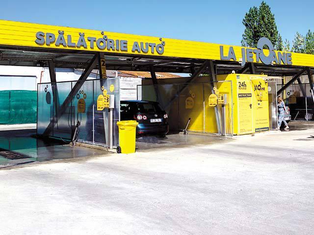 Un start-up pe zi: Spălătoria auto self-service La Jetoane din Iaşi a ajuns la 400.000 de euro cu trei locaţii proprii