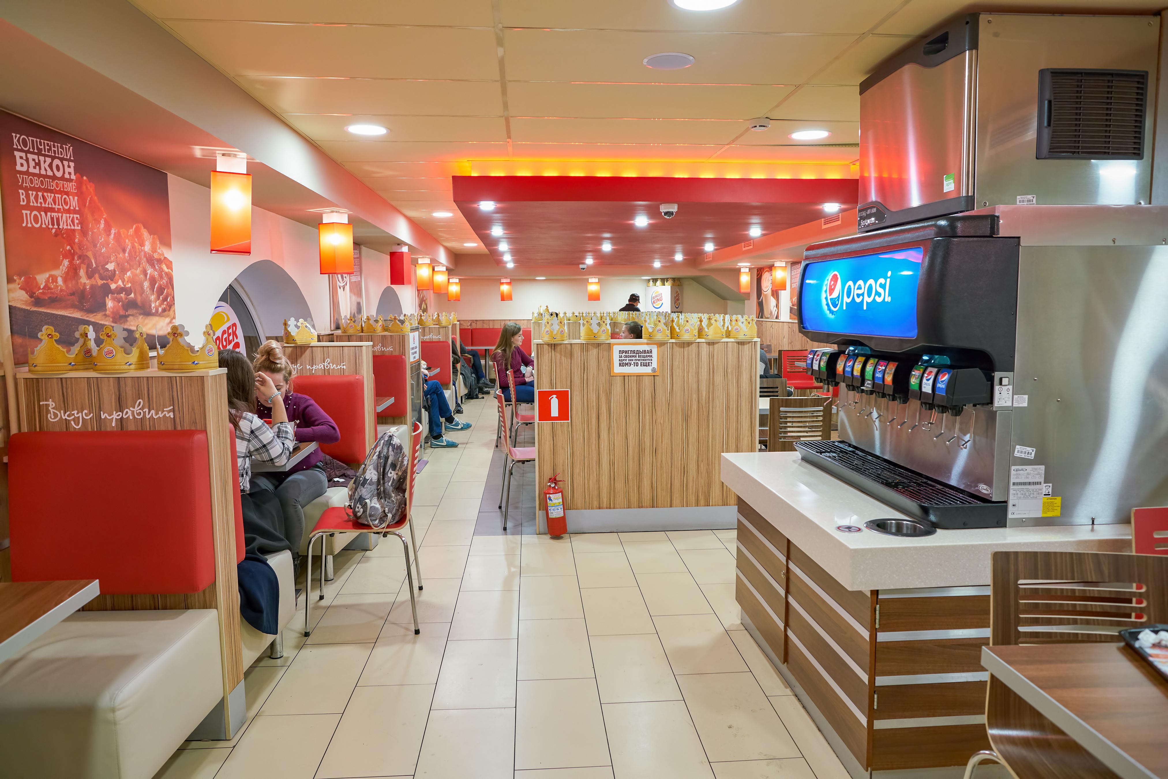 Lanţul american de fast-food Burger King revine în România