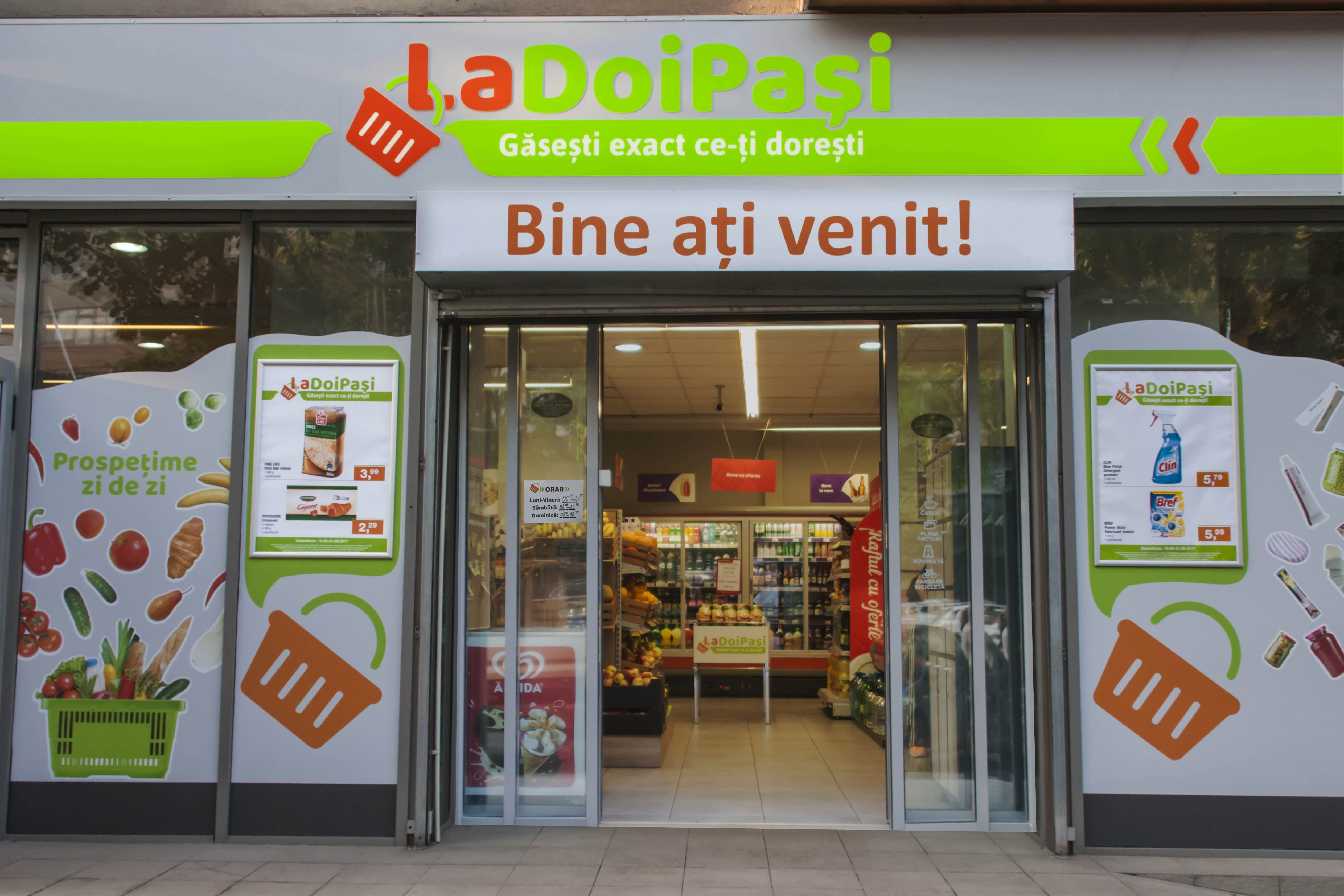 Reţeaua de magazine în franciză LaDoiPaşi a sărit de 700 de magazine, un nivel maxim istoric