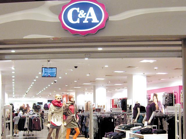 Retailerul de modă C&A merge cu un magazin în mallul Plaza România