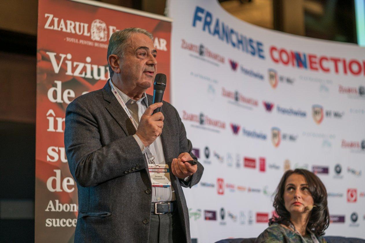 Drossos Chrysanthou, masterfrancizat 5aSec: Ne-am propus să ajungem al 50 de spălătorii 5asec în următorii trei ani