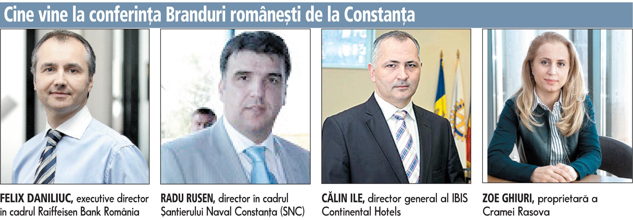 Conferinţa Branduri româneşti - Constanţa. Cum au reuşit brandurile Eugenia, Argus şi Ogorul să ajungă din Constanţa în toată ţara