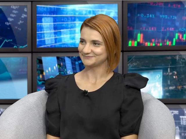 """ZF Live. Adina Creţu,  project manager Startarium: Premiile la cel mai mare concurs de start-up-uri din 2018 sunt de 120.000 de euro. """"Am ajuns la 20.000 de utilizatori pe platforma startarium.ro"""""""