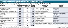 """Conferinţa """"România 100 de ani de business"""", Iaşi. Topul celor mai mari afaceri antreprenoriale din Iaşi: zece businessuri româneşti au aproape 3.000 de angajaţi"""