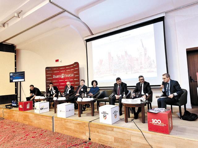 """Conferinţa ZF """"România 100 de ani de business"""", Iaşi. Antreprenorii din Iaşi: Veniţi să investiţi aici, există forţă de muncă şi şcoli bune"""