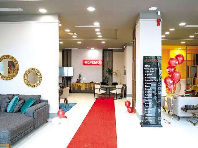 Franciza de mobilă Alfemo din Capitală estimează afaceri de 1 mil. euro după primul an de activitate