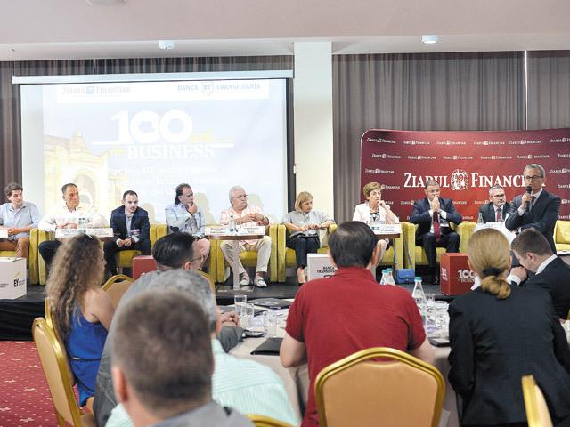 Conferinţa ZF România 100 de ani de business de la Constanţa: Firmele să-şi facă propriile şcoli de meserii  ca să rezolve lipsa forţei de muncă. Ştiţi ce aşteptăm de la autorităţi? Să ne lase în pace. Ştim să gândim mai bine decât ei