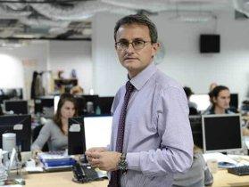 ZF 20 de ani. Cristian Hostiuc, director editorial ZF: Ziarul Financiar a beneficiat de încredere şi a dat mai departe încredere. De la ameninţarea închiderii în anii 2000 , la cel mai important ziar de business al României