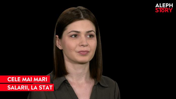 ALEPH STORY: România are cele mai mari salarii din administraţia publică din Europa Centrală şi de Est. O discuţie cu Adelina Mihai, jurnalist şi Irina Ursu, editor-prezentator STIU