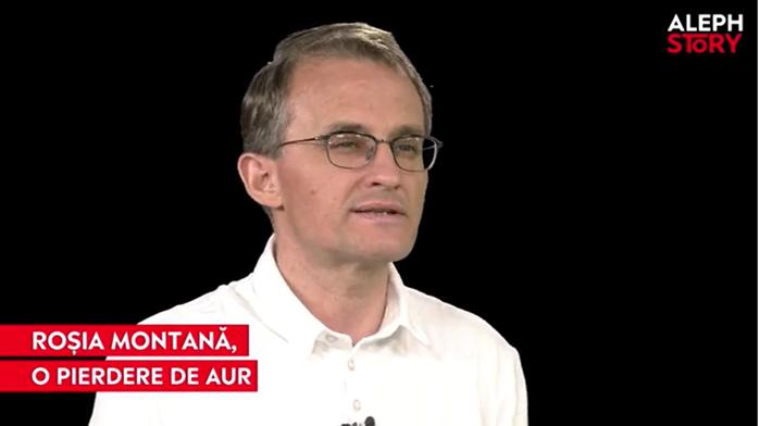 ALEPH STORY: Roşia Montană, o pierdere de aur! O discuţie cu Cristian Hostiuc, Ziarul Financiar şi Bogdan Nicolae, Aleph News