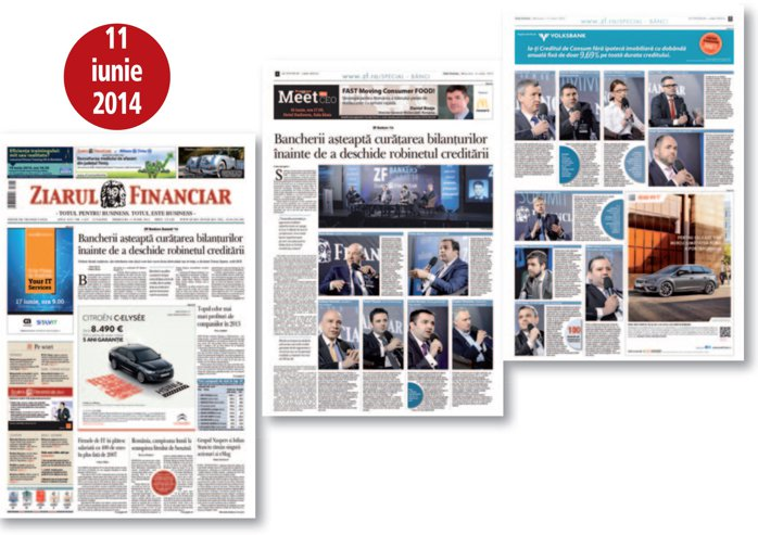 Ce a fost la ZF Bankers 2014