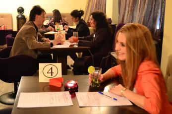 speed dating single bell