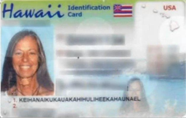 O femeie din Hawaii are un nume din 36 de litere, imposibil de scris pe documente de identitate