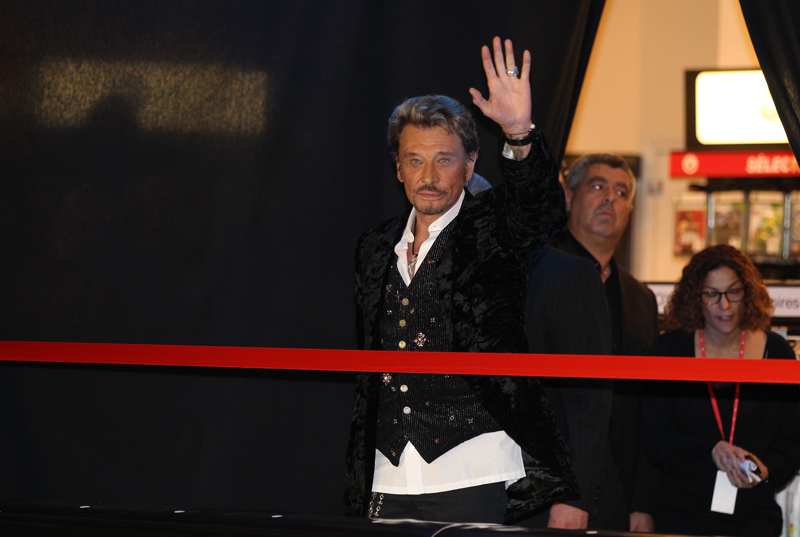 A murit Johnny Hallyday