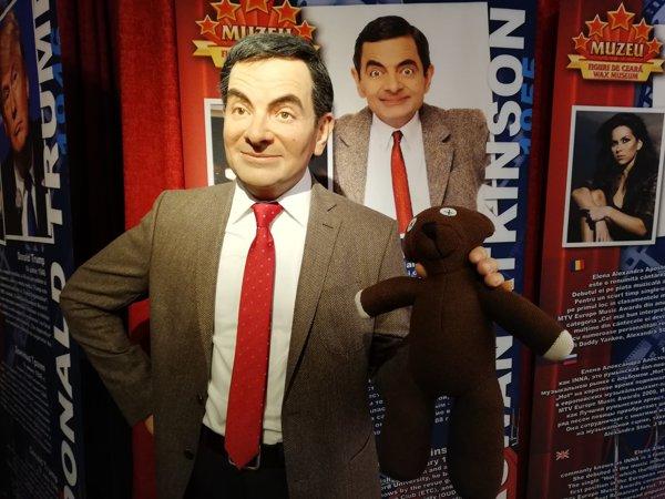 Mr.Bean din ceara