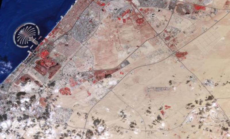 Imagini Uimitoare Din Satelit Cum S Au Extins Orasele In Ultimii