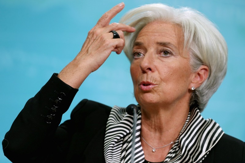 IMF Chief's Visit To Romania Uncertain If CFR Marfa's Privatization Is Delayed