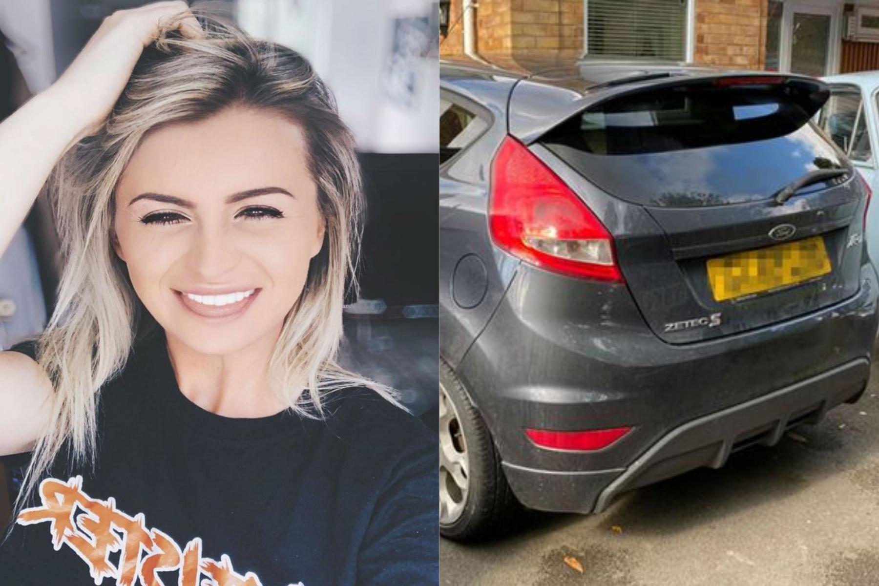 """Anunţul VIRAL al unei tinere care vrea să vândă un Ford Fiesta: """"Maşina este gri... diesel... nu este Clio"""" / Clienţii interesaţi au rămas uimiţi după ce au vorbit cu Laura - FOTO"""