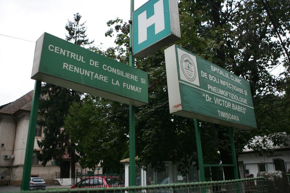 Gafă A Spitalului De Boli Infecţioase Din Timişoara Copilul De Un