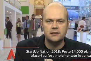 StartUp Nation, 14.000 planuri de AFACERI în aplicaţie