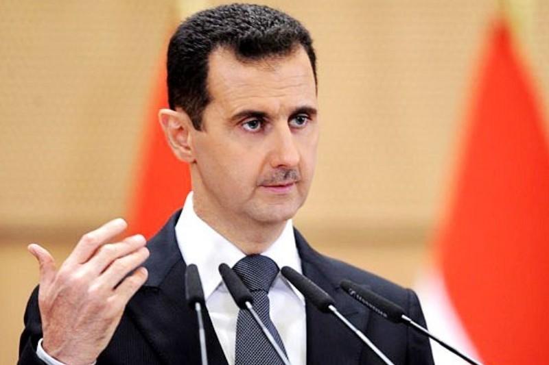 Baschar Al Assad Tot