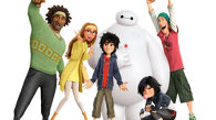 Cei 6 supereroi / Big Hero 6 (SUA, 2014) - trailer