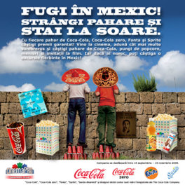 Castiga o excursie pentru 2 persoane in Mexic sau mii de alte premii