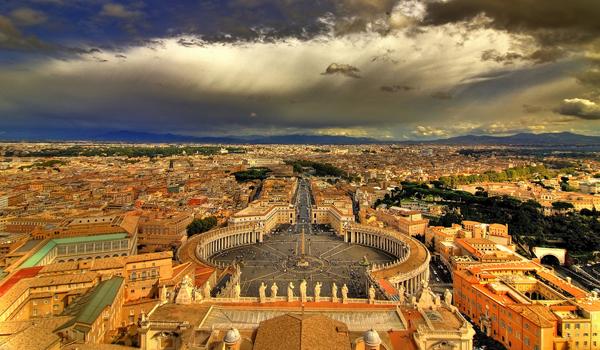 10 atractii ale orasului Roma