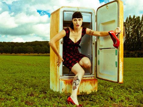 În Pennsylvania nu ai voie să dormi pe frigider, în aer liber