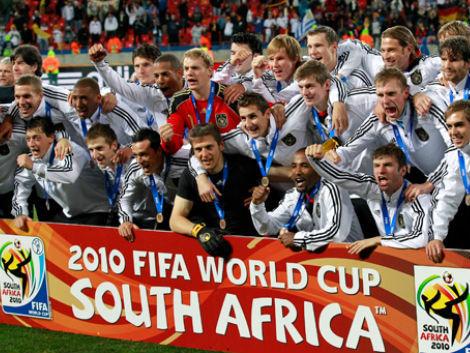 Germania a castigat finala mica a Campionatului Mondial