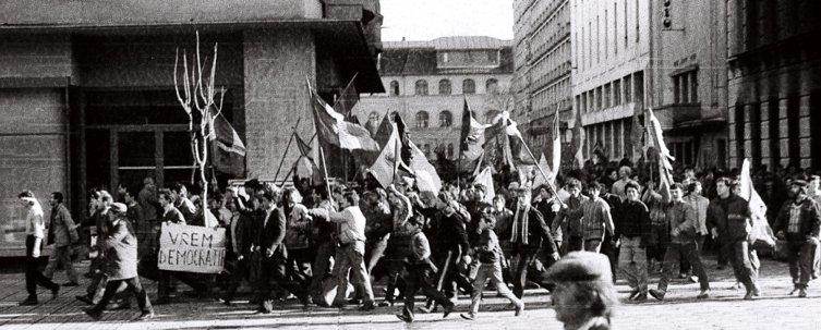 Timişoara, 17 decembrie 1989.
