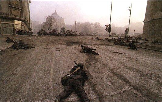 Revoluţia din decembrie 1989, în imagini. GALERIE FOTO