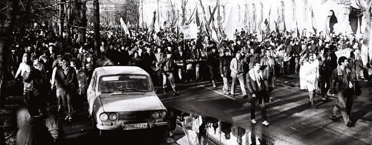 """19 decembrie 1989 - a  patra zi de proteste la Timişoara. Istoricul Adrian Kali: """"În stradă nu mai era organizat aproape nimic. Dacă Elba nu începea greva, s-ar fi stins totul"""""""