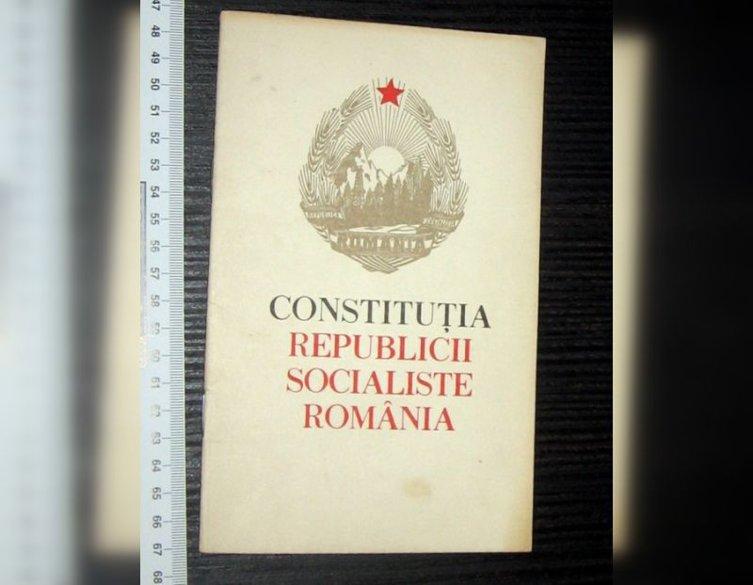 Constituţia comunistă şi o declaraţie de intenţie: protejarea cetăţenilor împotriva abuzurilor statului (Partea a II-a)